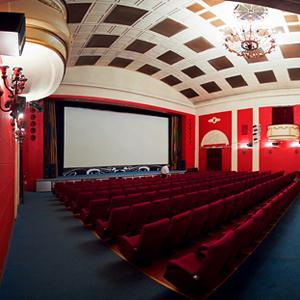 Кинотеатры Хвастовичей