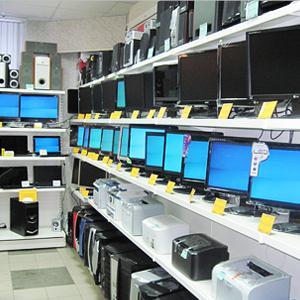 Компьютерные магазины Хвастовичей