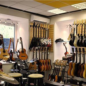 Музыкальные магазины Хвастовичей