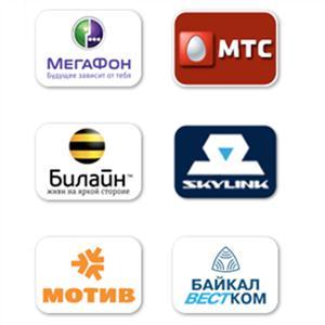Операторы сотовой связи Хвастовичей